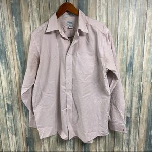 "L.L. Bean Men's Oxford Shirt sz 16.5"" # N68"
